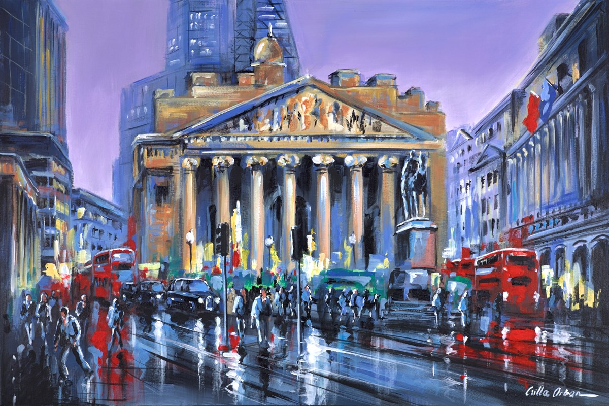 Stock Exchange, London II